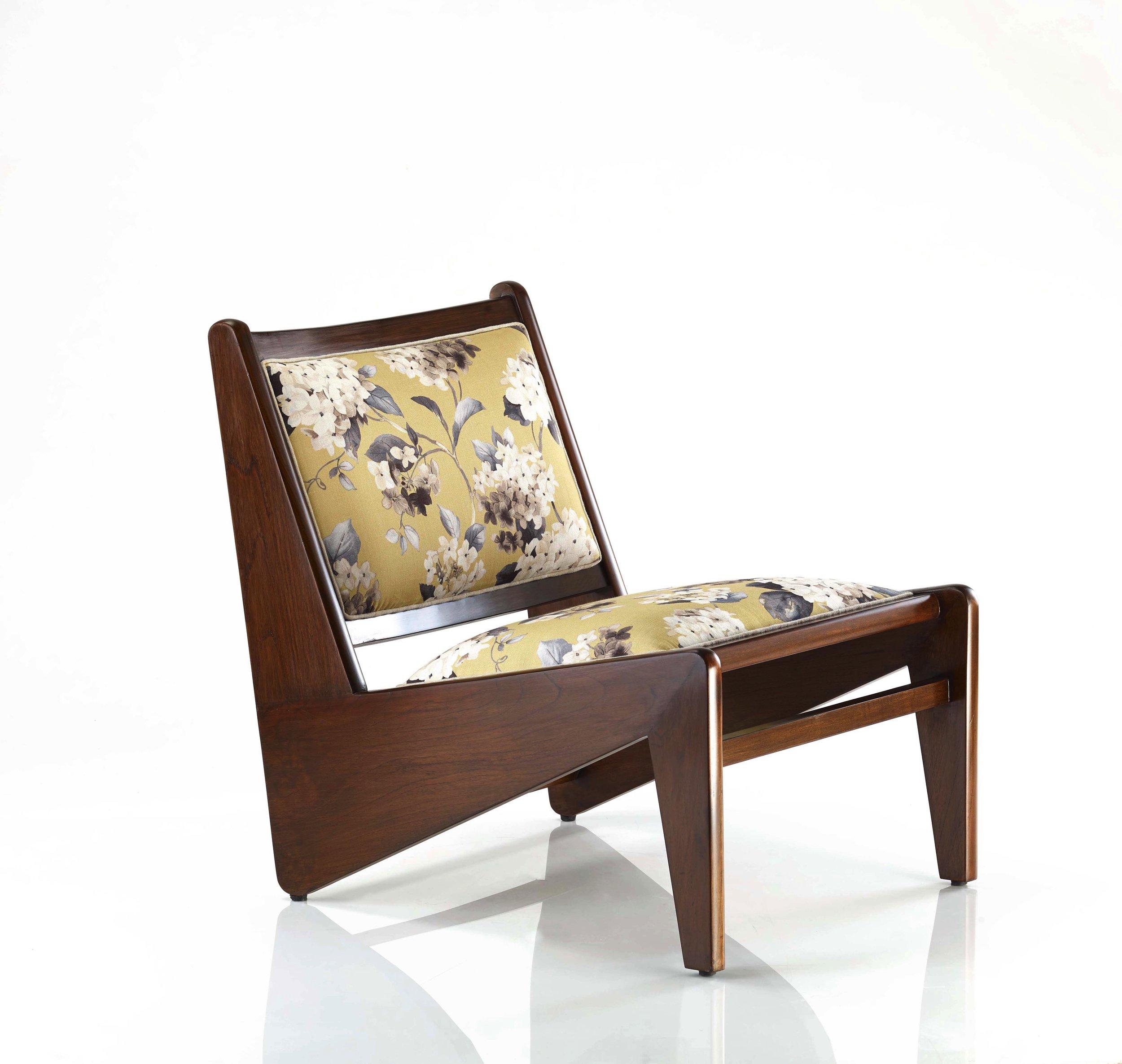 Chandigarh Chair Upholstered -