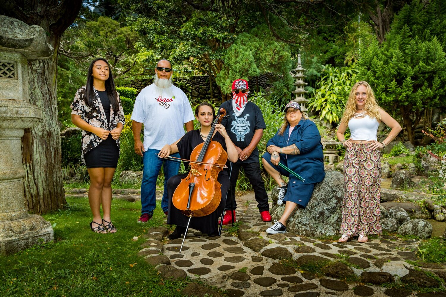 Madame Butterfly will perform on September 22nd. According to the band, they have a unique style and sound and want to bring a new rhythm to Maui's music scene.