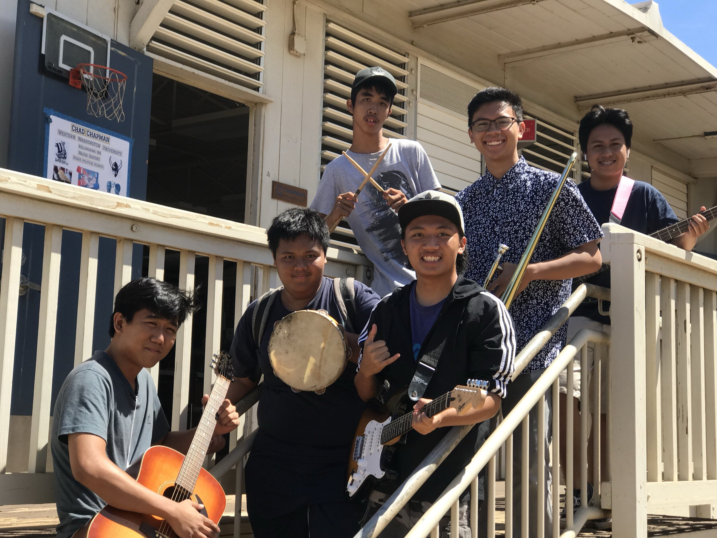 Maui High School's Music Club will perform September 22nd.