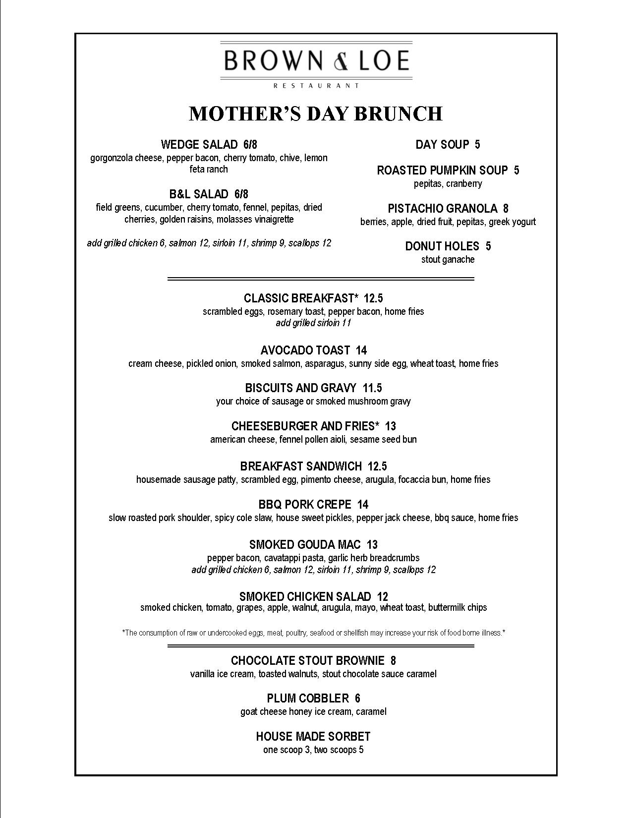 Mother's Day Brunch Menu 2019.png
