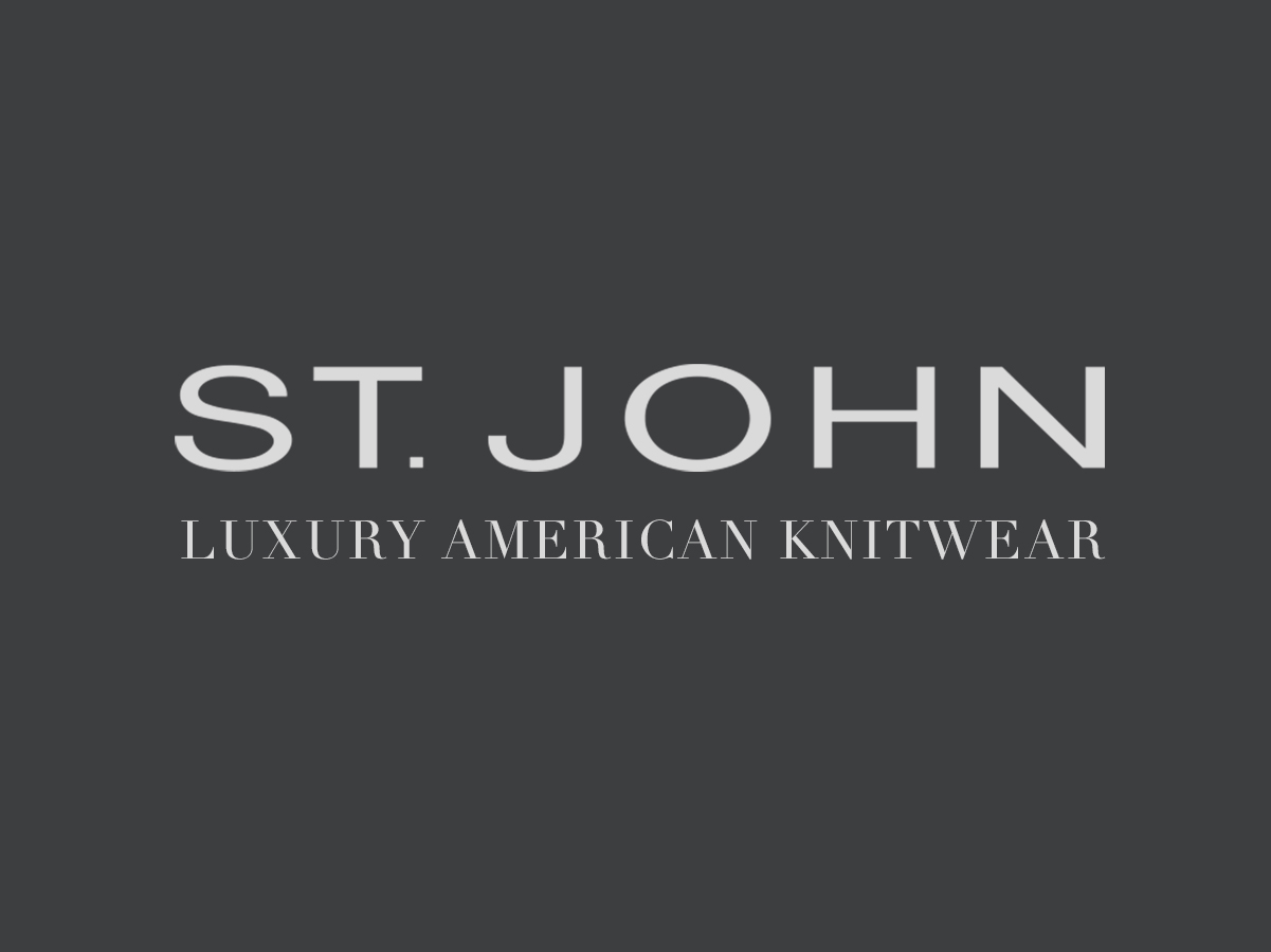 SEE SELECT PIECES  FROM   ST. JOHN KNITS