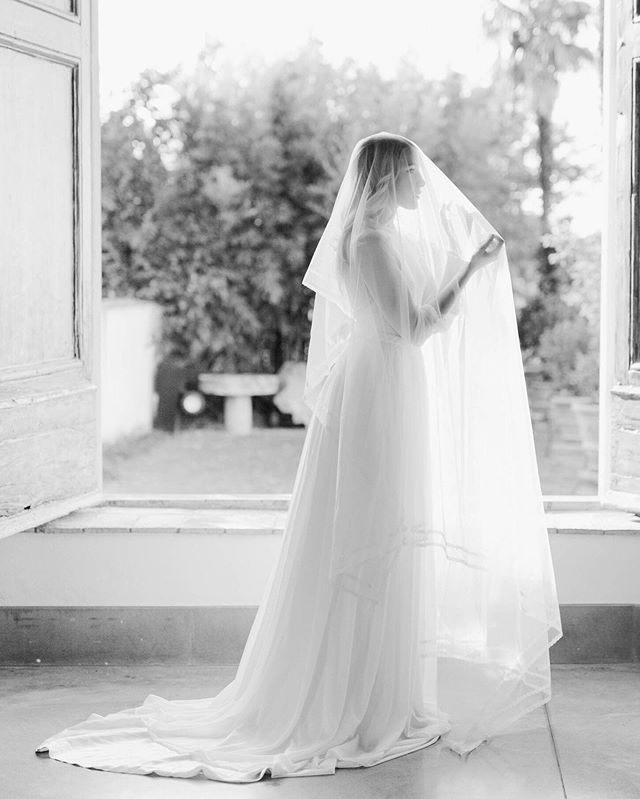 Reminiscing over past editorial work today...dreamy. Shot at Villa Medicea di Lilliano in Tuscany, Italy.  Dress: @annafucaatelier