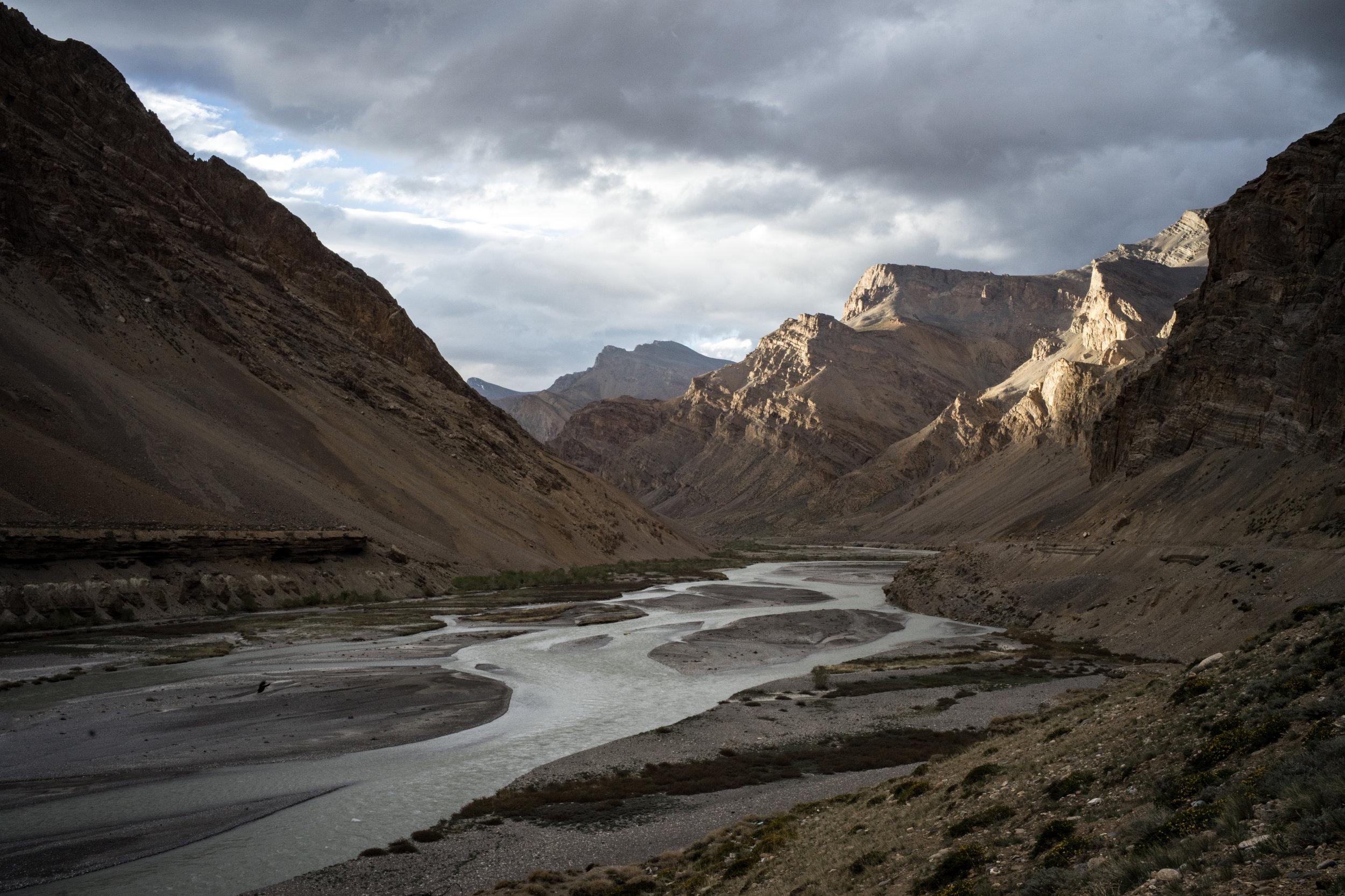 Himalaya, Ladakh, North India.