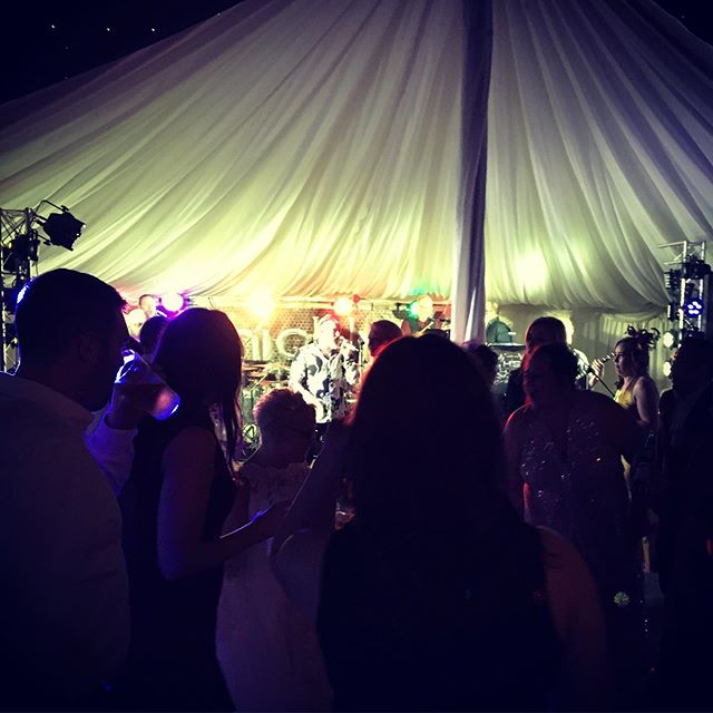 Another packed dance floor, another wedding smashed! Highly Strung will cater for any event, party or wedding. Last night consisted of a céilidh, disco and 2 lively sets! How much fun..? MASSES of fun!! #ceilidh #disco #band #party #fun #dancing #wedding #live #livemusic #cumbria #livemusiccumbria #weddingband
