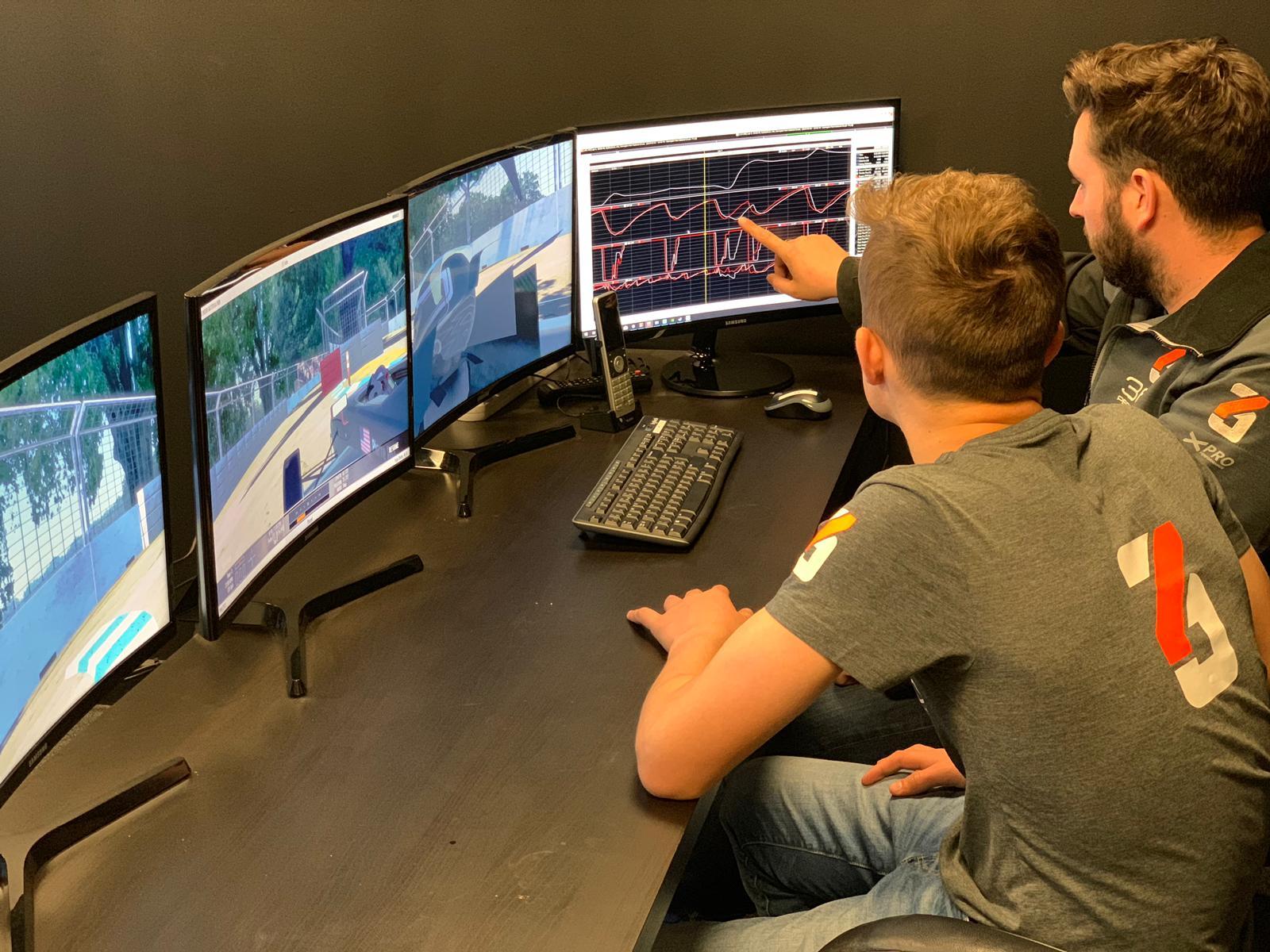 racing driver performance data analysis