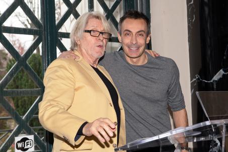 Michel Le Royer et Benoit Solès