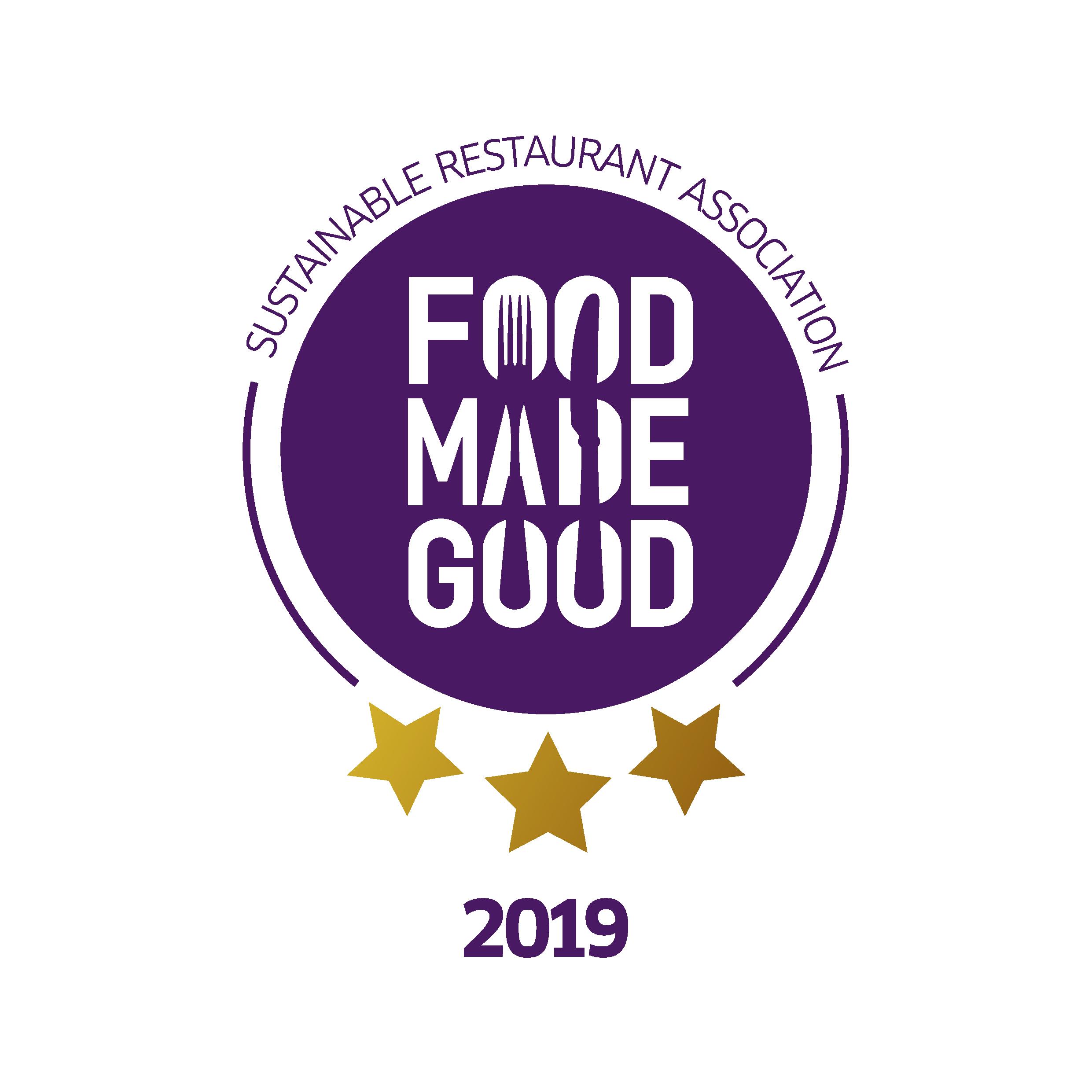 Fooditude - Fooditude achieve 3 stars rating