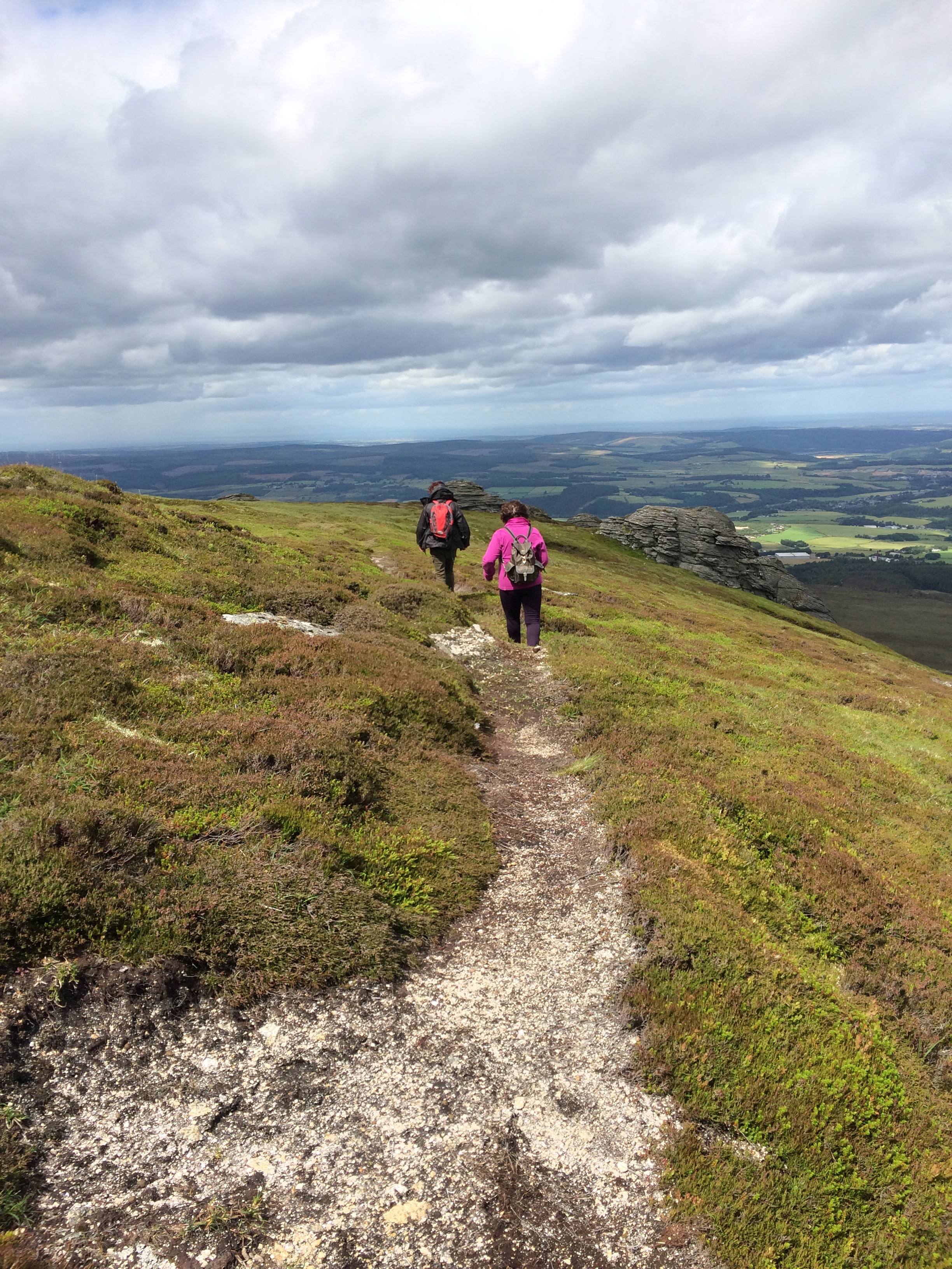 Whether you walk, cycle or climb, Moray Speyside offers something for almost everyone!