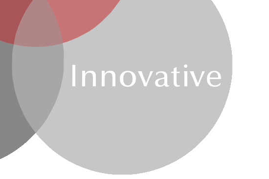"""INNOVATIVE - We are not content with """"OK"""" – brilliant is the standardWe continually seek ways to deliver better business valueWe invest in our infrastructure, systems and people to be the unrivalled best"""
