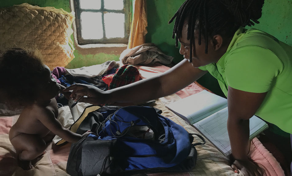 BRIGHT START - Kickstarting cognitive development for vulnerable children in South Africa