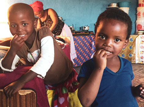 BRIGHT START - 70% of children who live in HIV-affected households experience developmental delays and cognitive deficit. This project kick-starts cognitive development for vulnerable children in South Africa.Click to find out more…