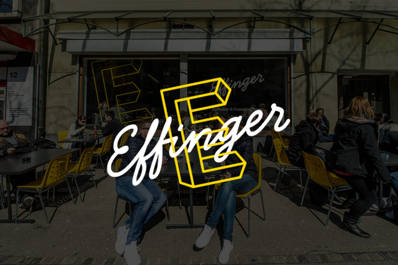 Effinger Kaffeebar & Coworking Space