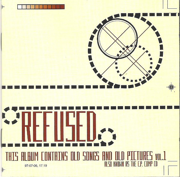 Refused_The E.P. Compilation