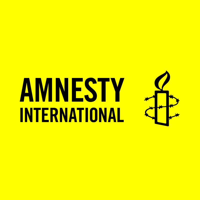Amnesty International   As a global movement of over 7 million people, Amnesty International is the world's largest grassroots human rights organisation.  Working to protect people wherever justice, freedom, truth and dignity are denied.