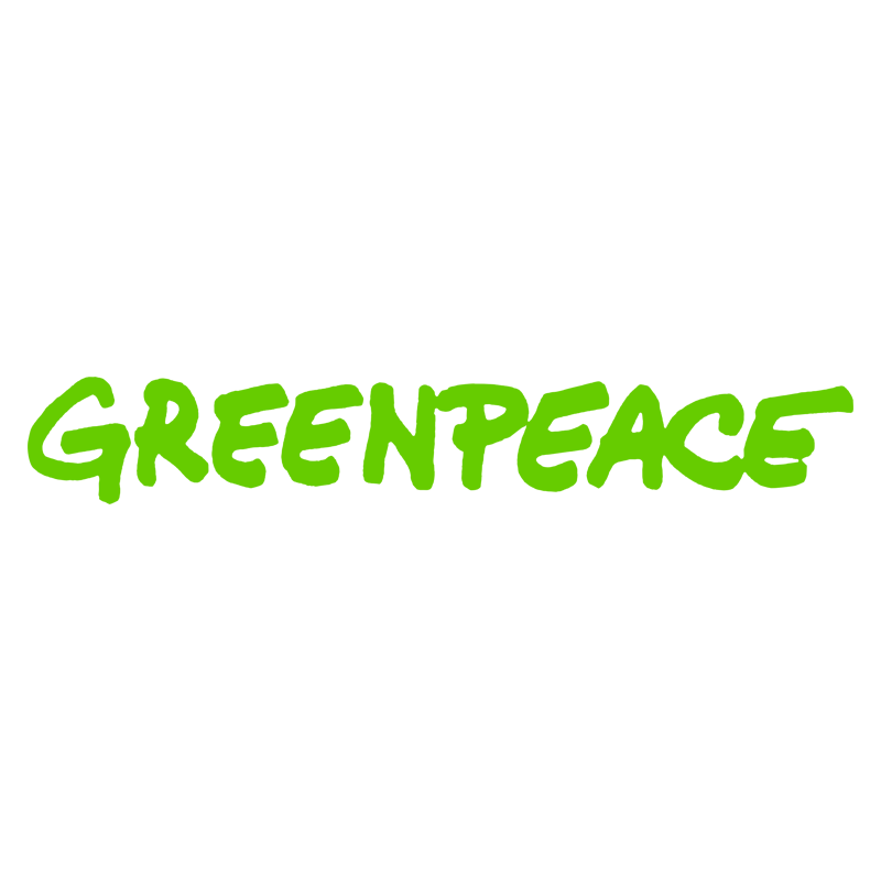 Greenpeace   The underlying goal of all our work is a green and peaceful world – an earth that is ecologically healthy and able to nurture life in all its diversity.