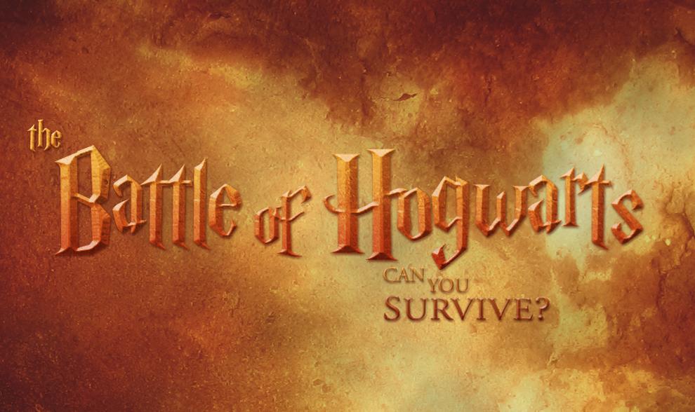 Daniel Dalton / BuzzFeed    Can you survive the Battle of Hogwarts?