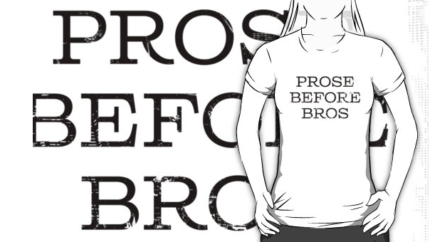 I made a t-shirt  for my lady-bros