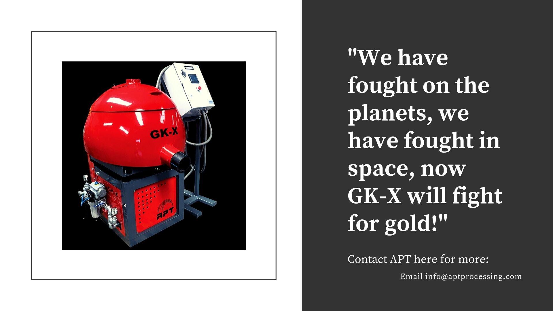 GK-X Release