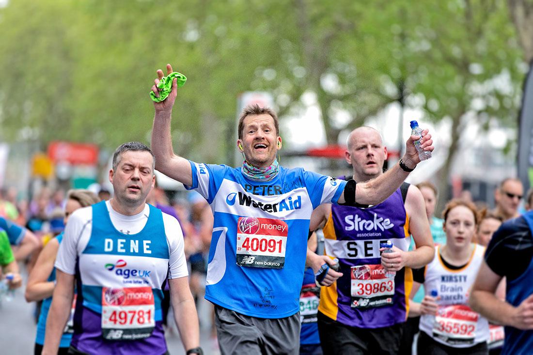 The Virgin London Marathon 2019