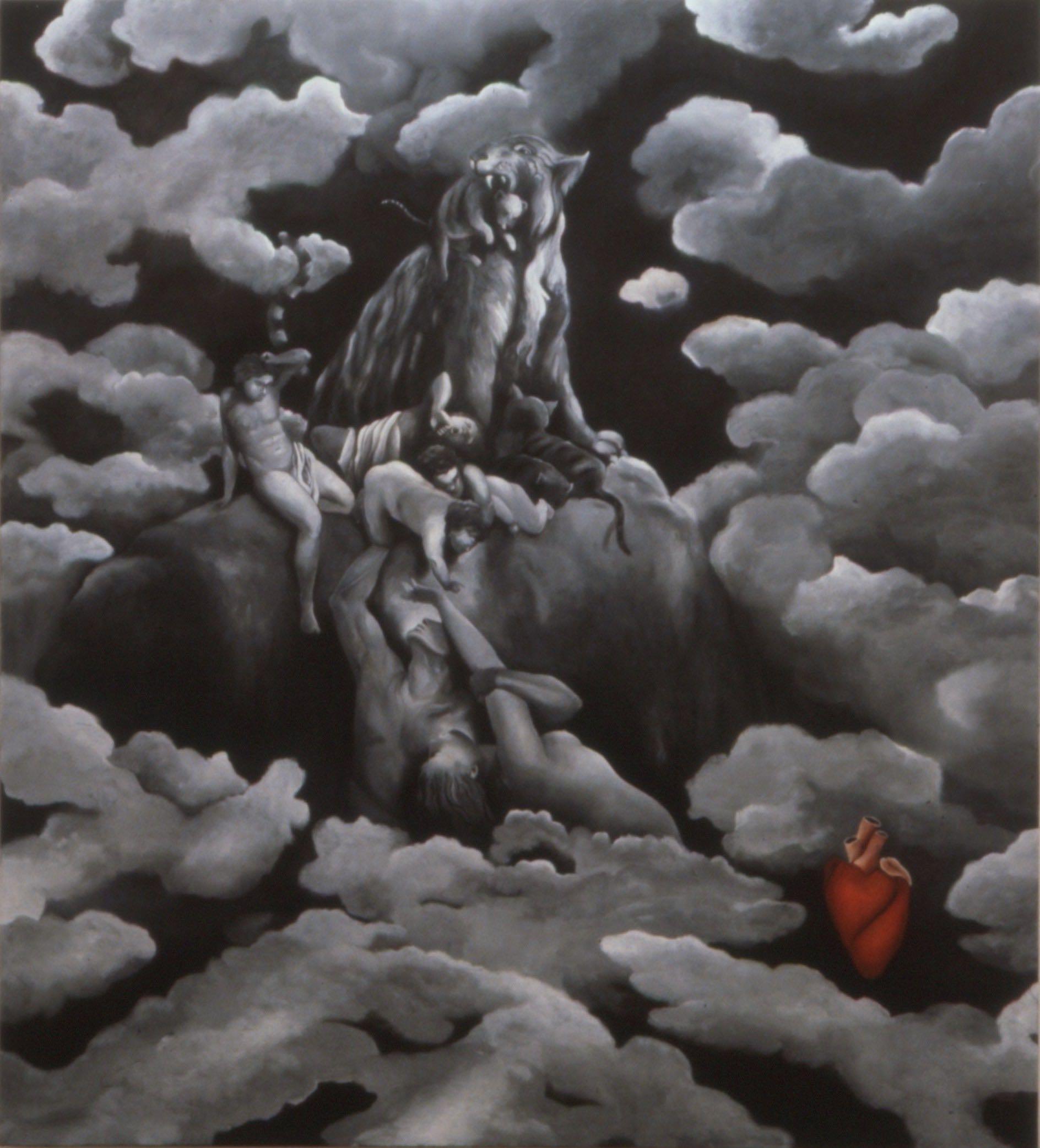 Assosiasjon  150x140 cm opl 1996