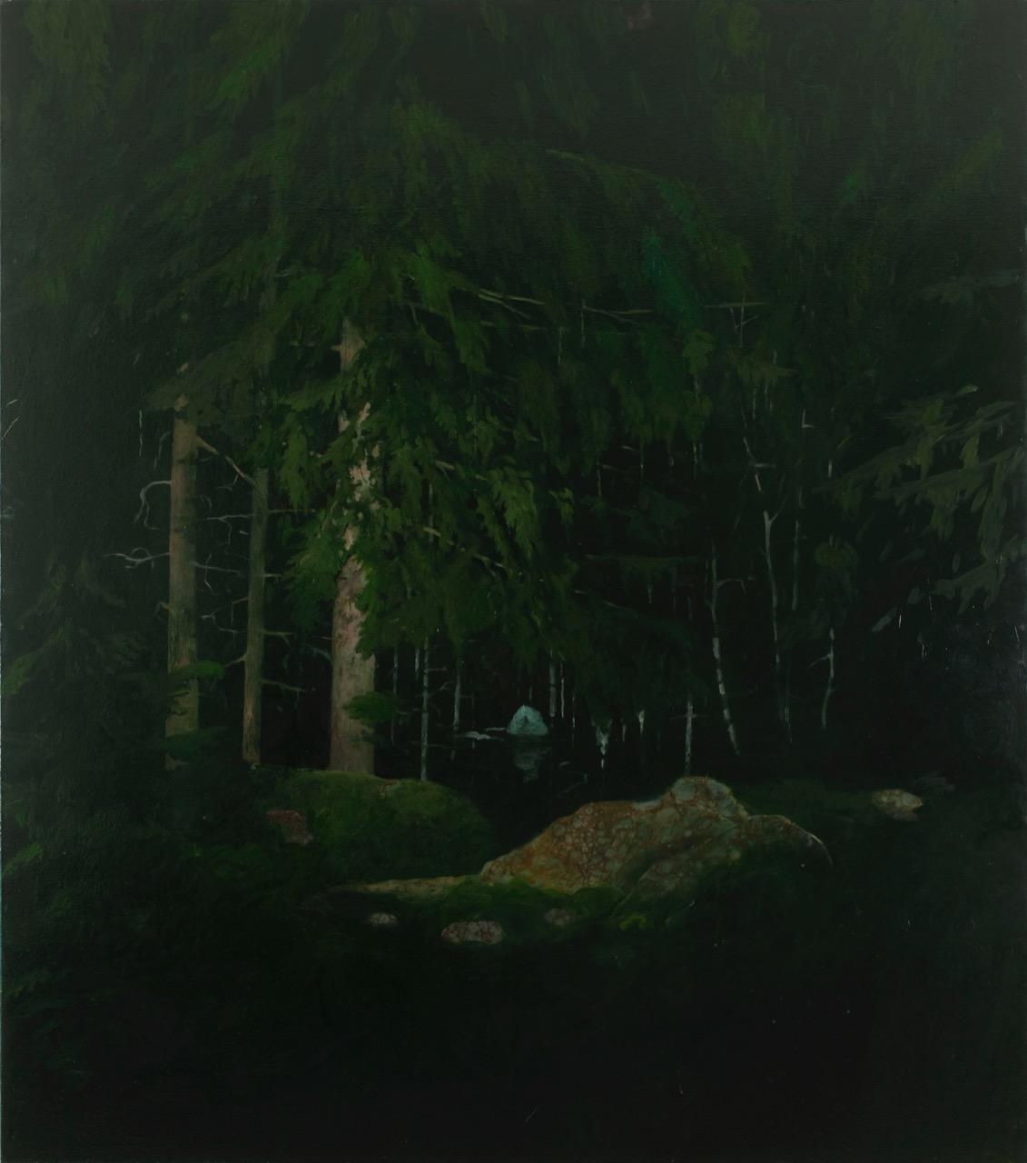 Skognatt  170x150 cm opl 2009