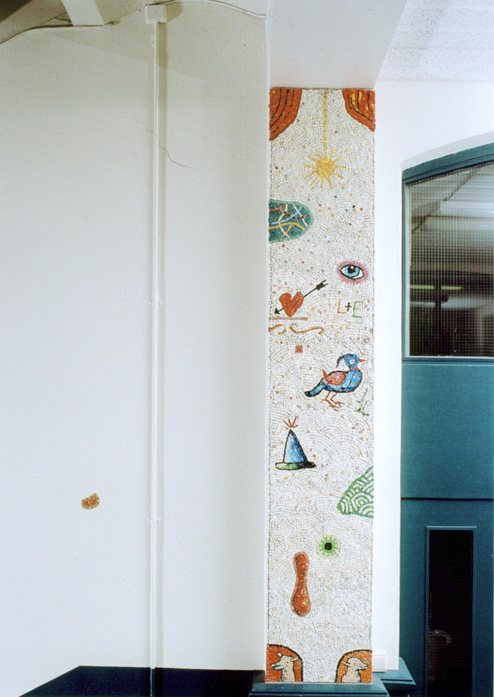 Mosaikksøyle