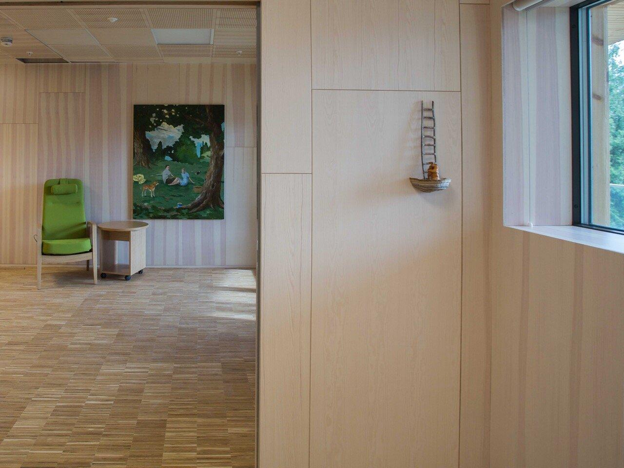 Fosshagen sykehjem, avdeling for demente