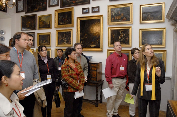 Tour Collections - Let one of our guides or a member of the family share seven centuries of cultural heritage