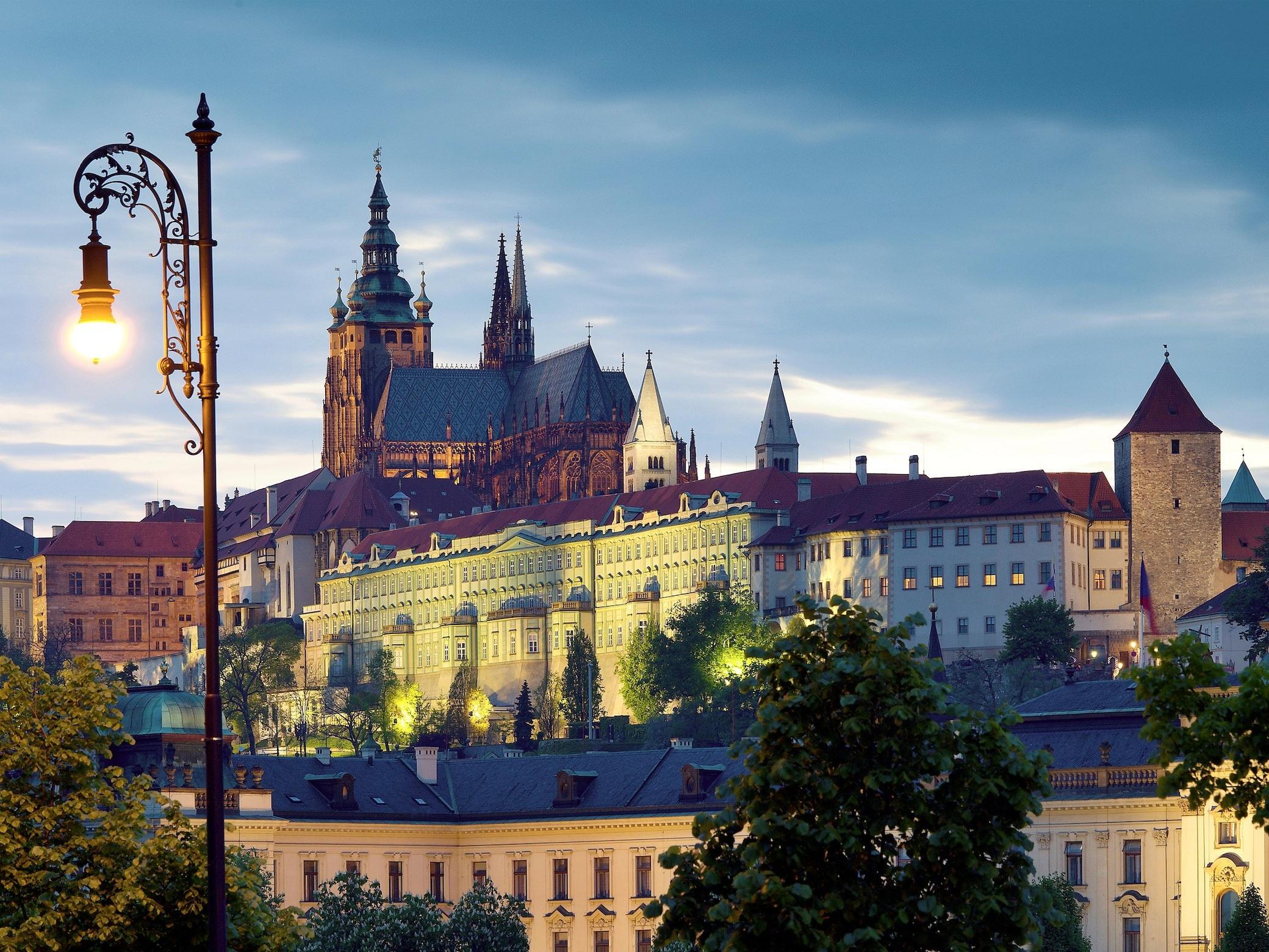 Lobkowicz Palace at Prague Castle -
