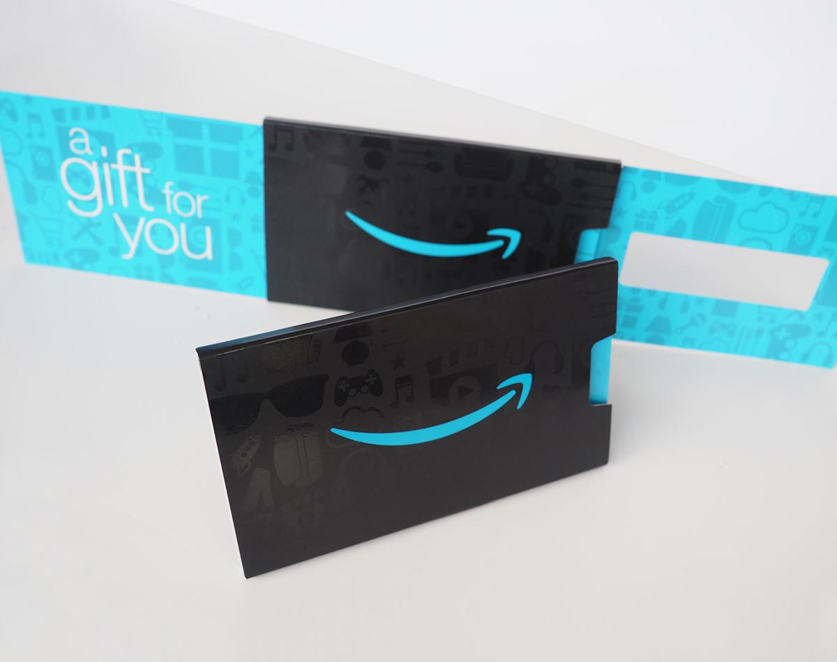 Amazon, Gift Card