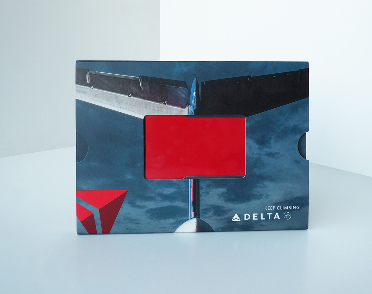 Delta Airlines, Loyalty Pack