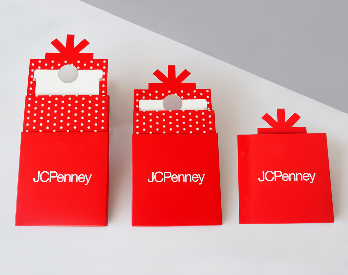 JCPenney, Gift Card