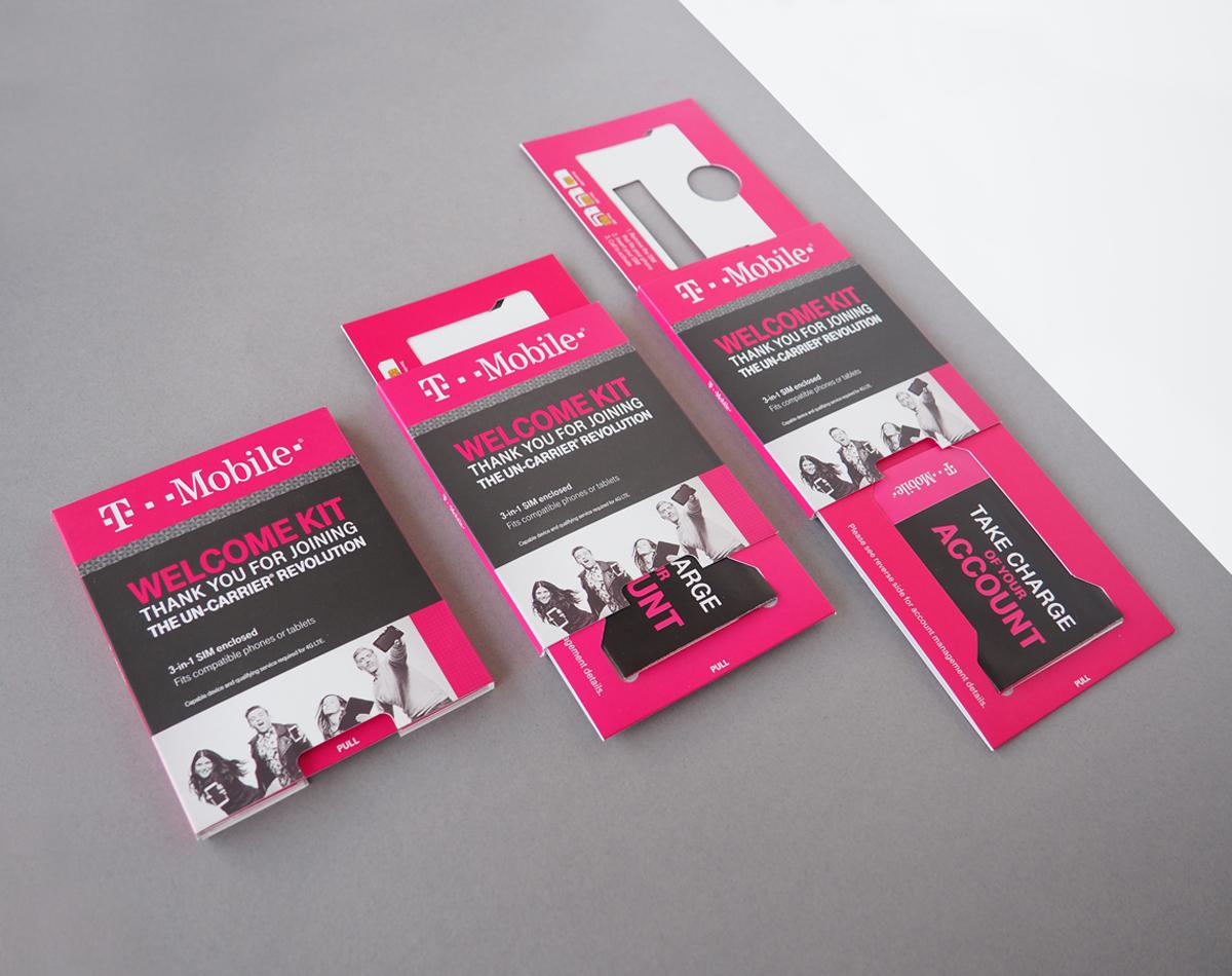 T-Mobile, Sim Card Pack