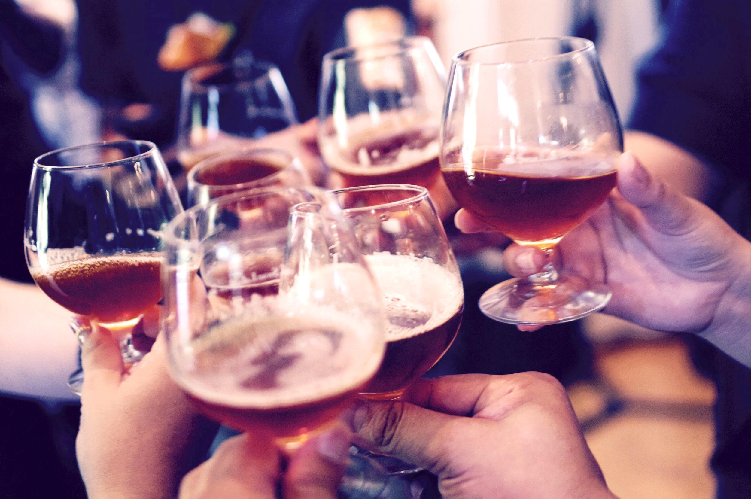 Pink Beer Rose Beer