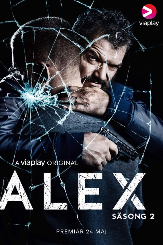 First poster for ALEX season 2 © Viaplay