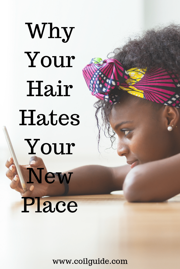 On your moving checklist, did you happen to include any natural hair hacks? Here are some tips to make sure you continue to have a successful natural hair growth regimen while you start your new chapter in life.  #hair #haircare #naturalhair #naturalhaircare #moving