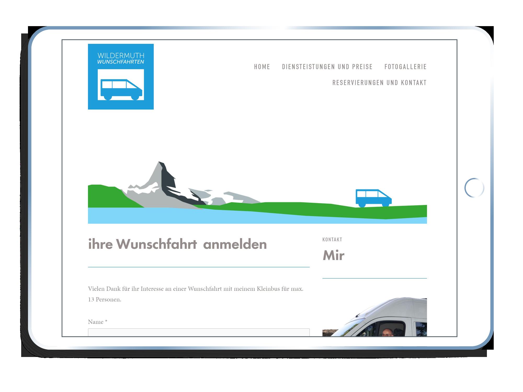 Wildermuth Wunschfahrten -