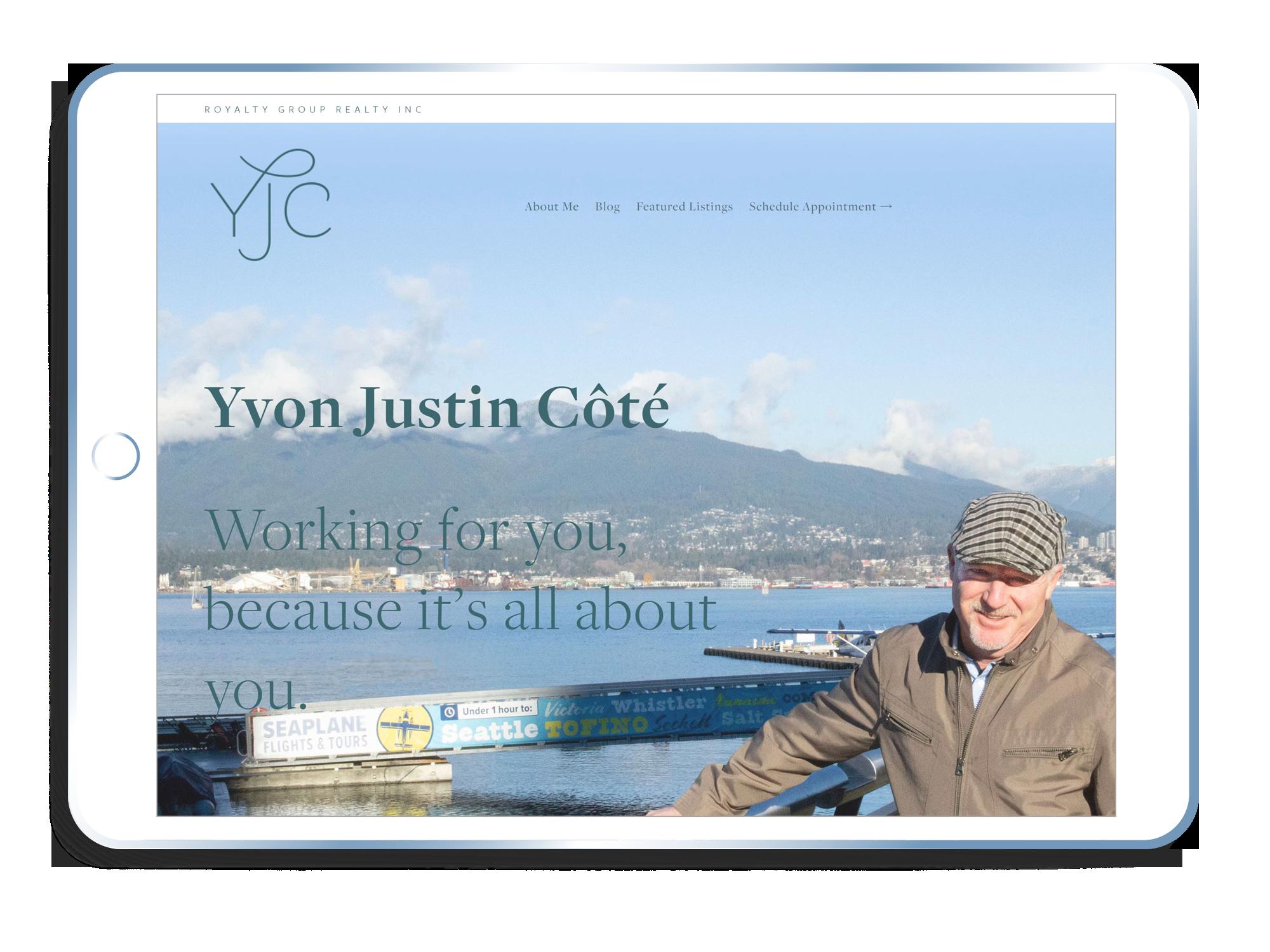 Yvon Justin Côté -