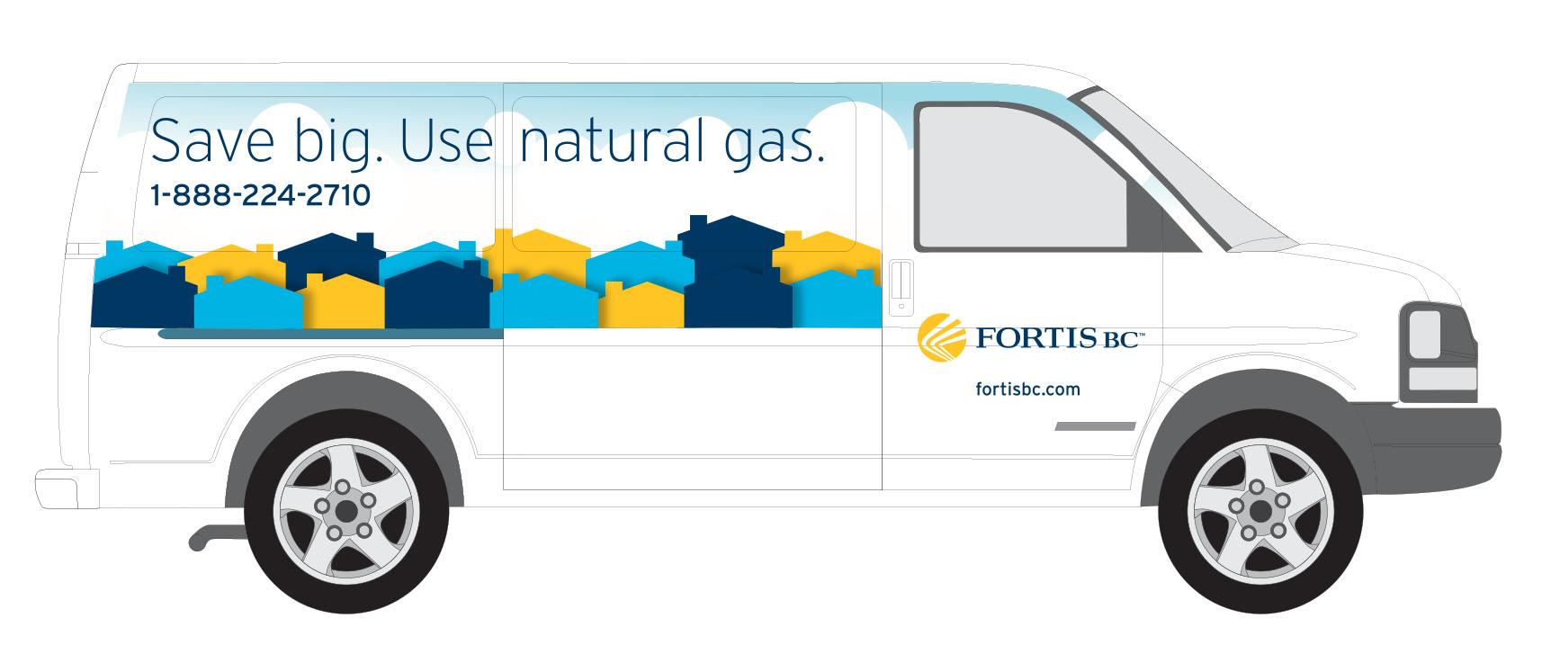 Natural gas conversion campaign -