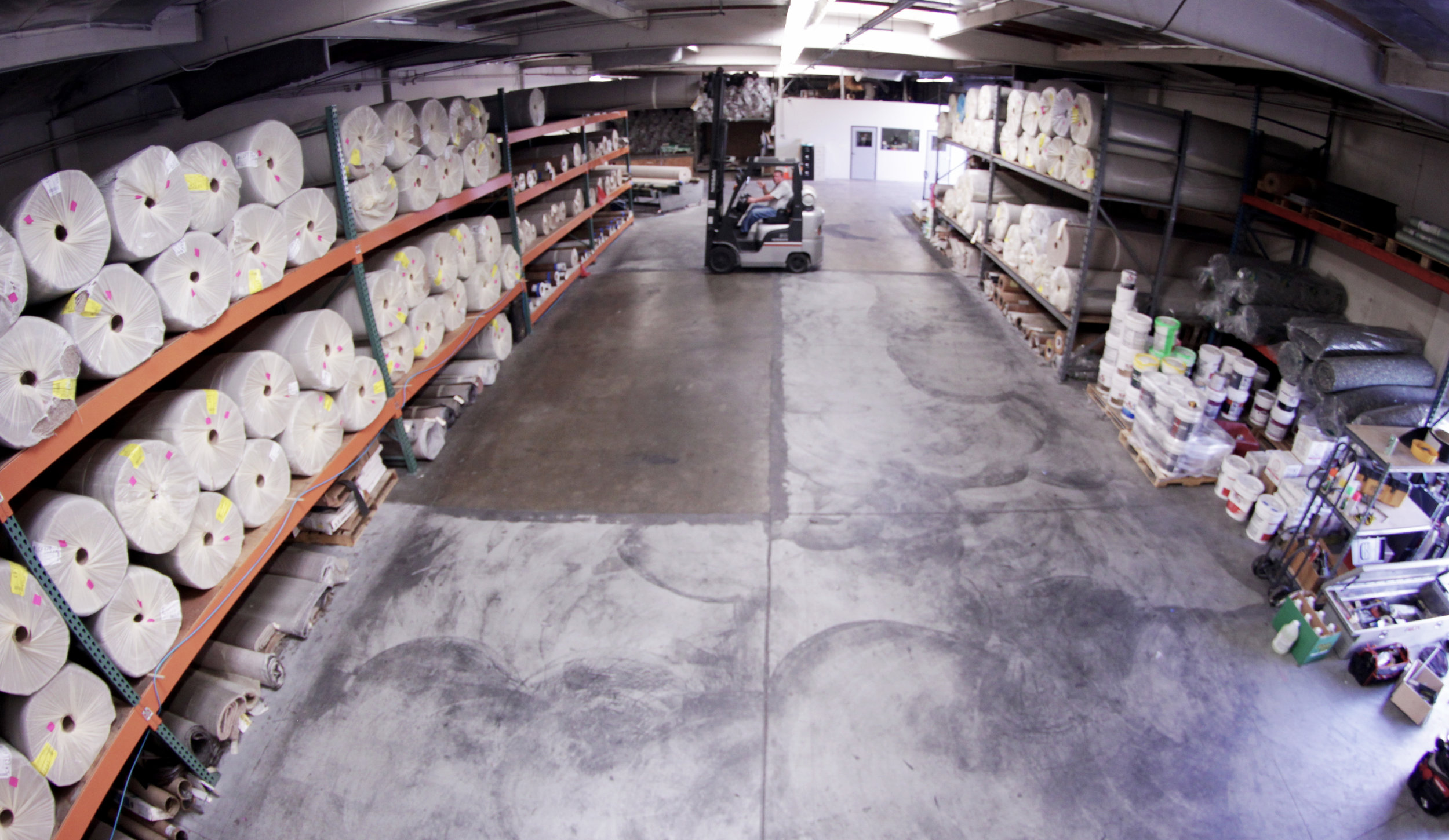 Floor Contracting - we are a certified installer and stocking dealer for all major brands