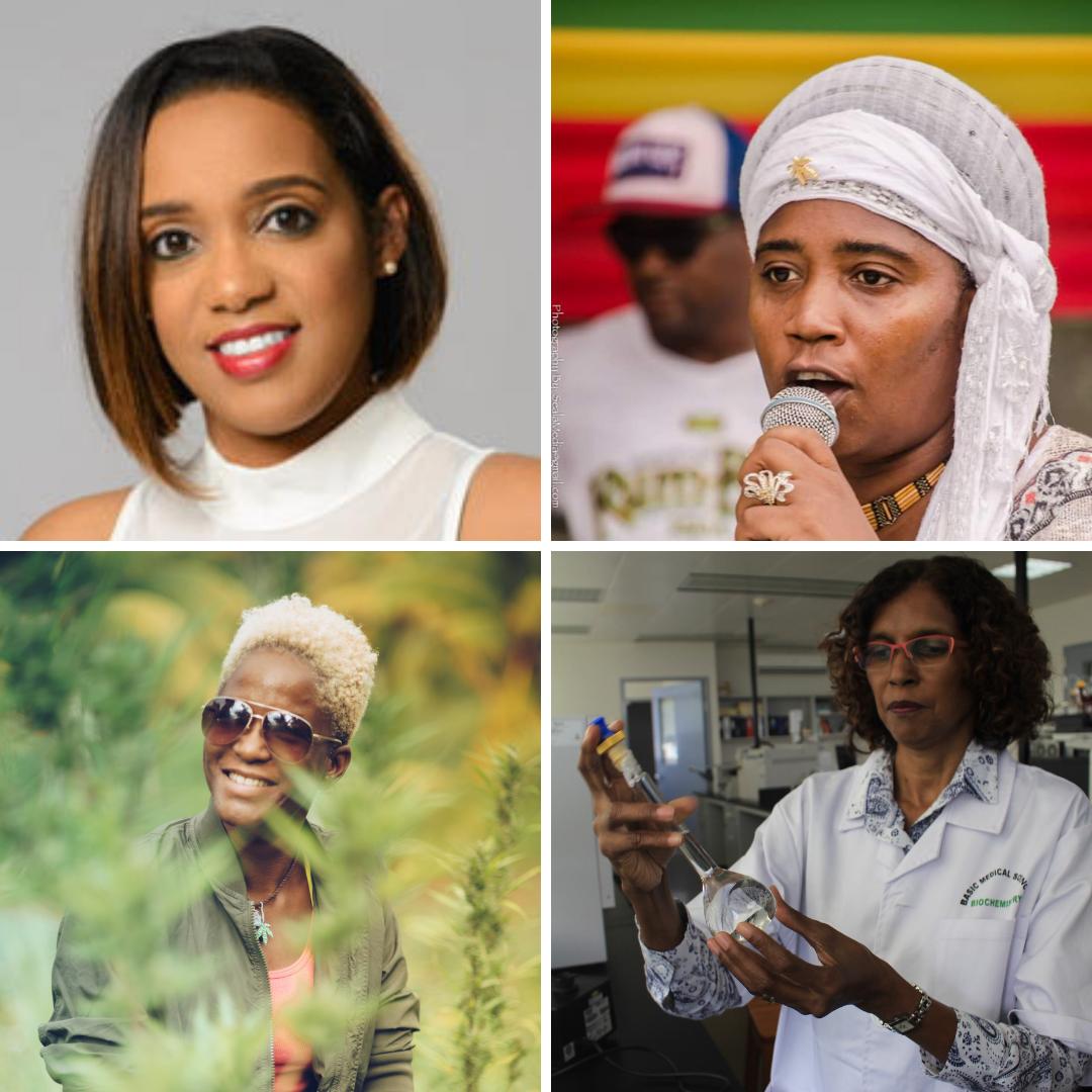 Jamaican Women of Cannabis - Joan Webley, Carole Lindsay, Kathie Lennon & T'Shura Gibbs are 4 women pushing the envelope in the Jamaican Cannabis Industry.