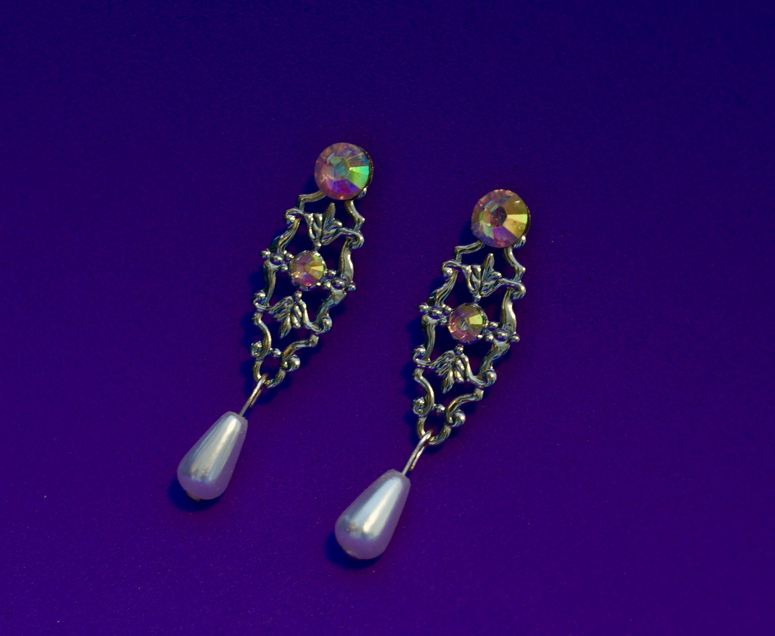Copy of Victorian Earrings by Renee Nicole Creations