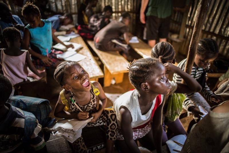 Ebola response in Sierra Leone