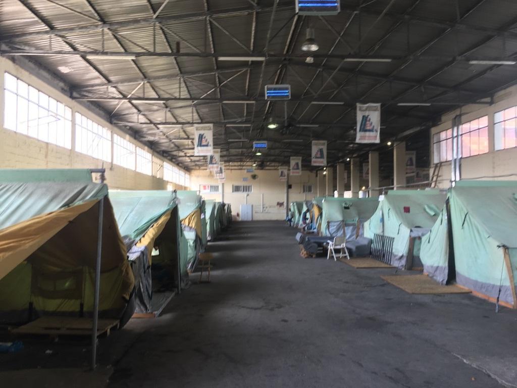Risk assessment in refugee camps
