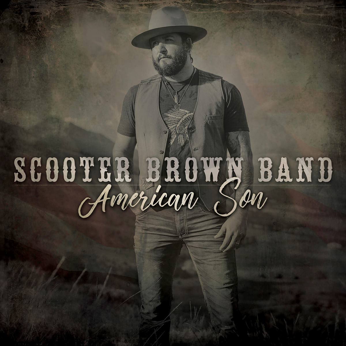 scooter brown band -