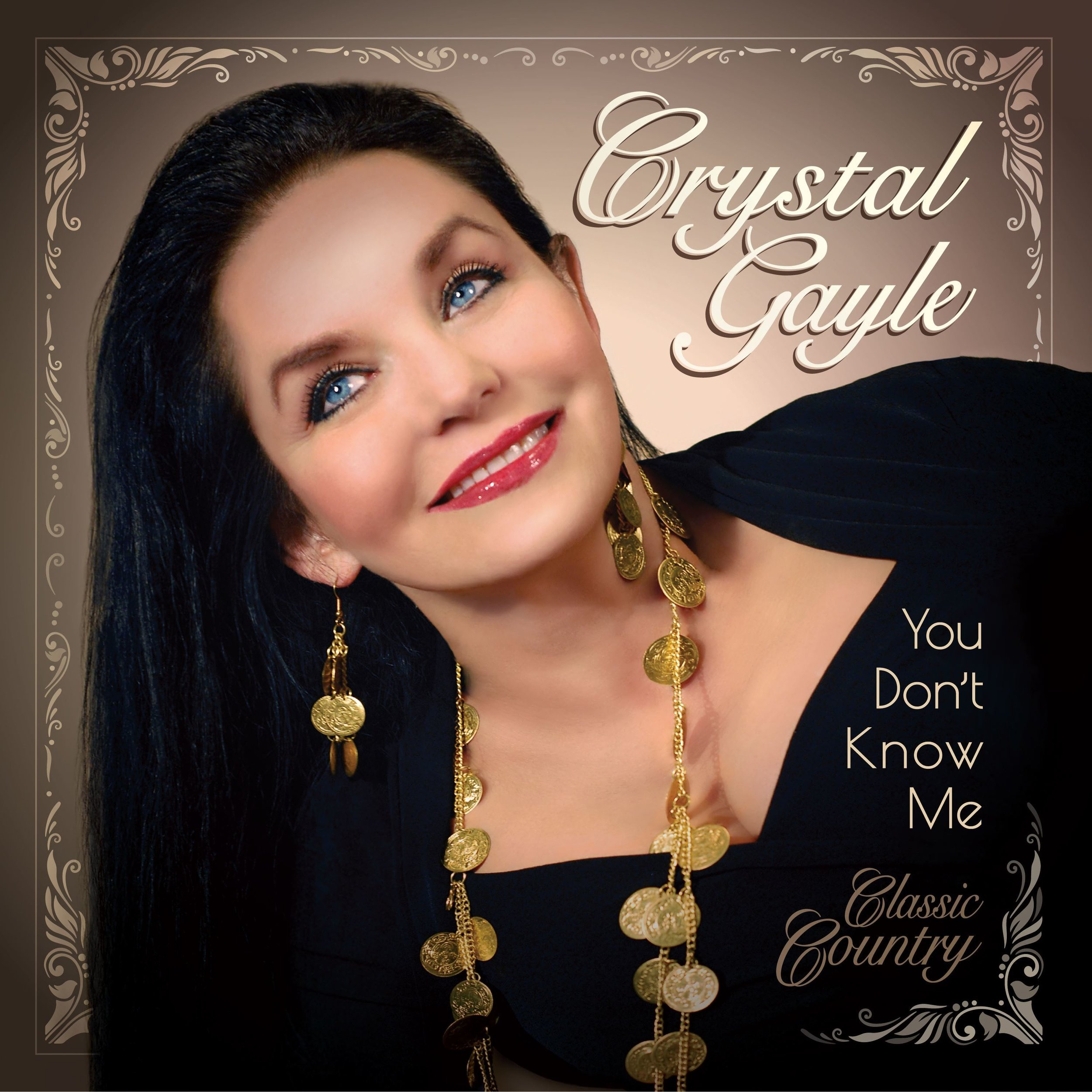 Crystal Gayle releases her first new album in 16 years!