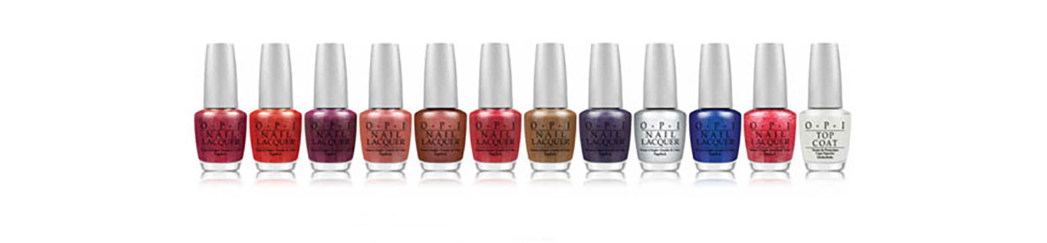 OPI nail products  Distinctly different, distinctly alluring, distinctly you. Use OPI products in confidence because they contain no DBP, tolulene or formaldehyde.