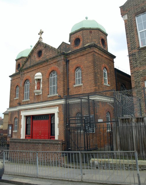 St. Mary Magdalen RC Church   ,   Saturday Vigil Mass: 6.30pm  Sunday Mass: 8:30am, 10am, 11:30am   73 Comerford Road, Brockley. London SE4 2BA