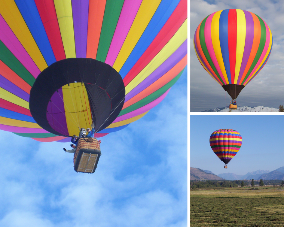 Morning Glory Balloon Tour