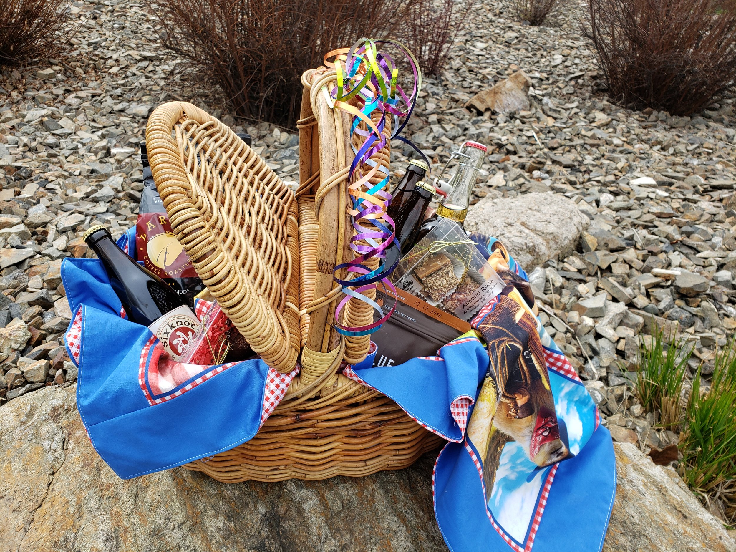 Made In The Methow Basket
